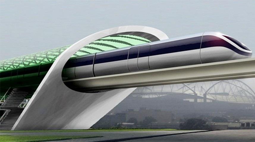 Проект дороги будущего Элона Маска, Hyperloop, может быть впервые построен в Москве