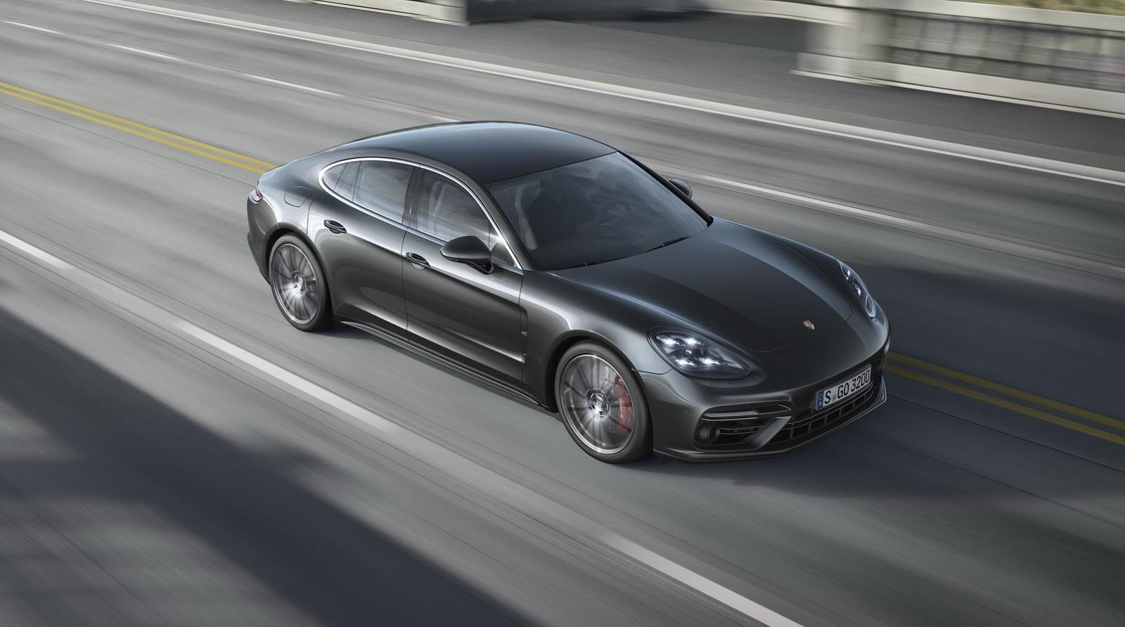 2017 Porsche Panamera: Технические характеристики, внешность, цена в России