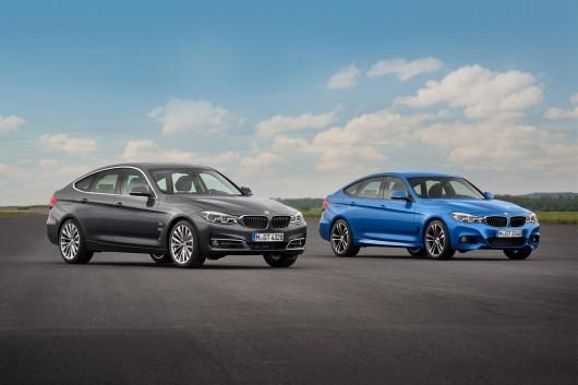 Фейслифтинговый 2017 BMW 3-Series Gran Turismo: 60 фотографий и технические характеристики