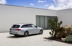 Дебют нового 2017 Mercedes-Benz E-Class Estate, официальные фото и первые технические характеристики