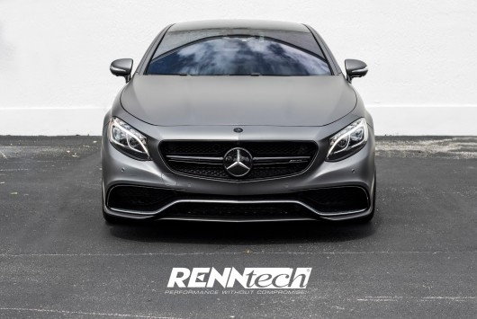 Тюнинг Mercedes-AMG S63 Coupe от Renntech Tune