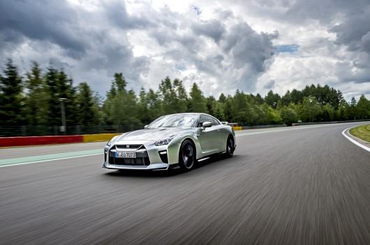 2017 Nissan GT-R: Тест драйв