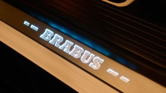Brabus выпустил новый внедорожник 850 Coupe 6.0 Bi-Turbo 4x4