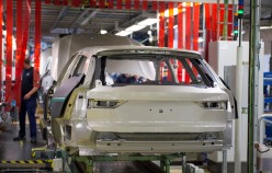 Начало производства универсала Вольво V90