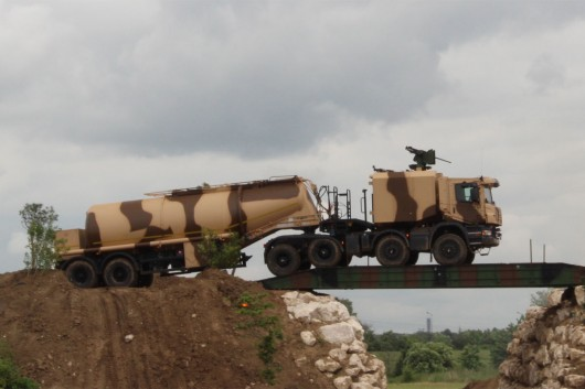 Новинки самых мощных, проходимых и редких грузовиков в мире
