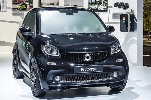 Автосалон во Франции 2016 года: Предварительный обзор
