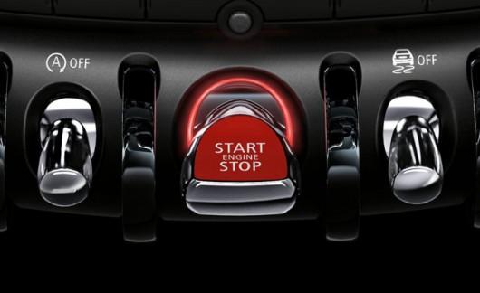 Топ-10 уникальных кнопок пуска двигателя