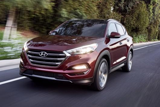 2016 Hyundai Tucson получила высшую оценку безопасности [Видео]