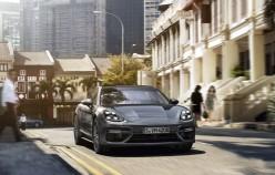 2017 Porsche Panamera: Технические характеристики, внешность, фото и видео
