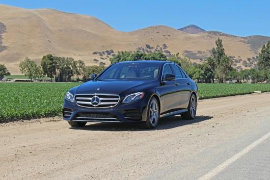 2017 Mercedes-Benz E300: Тест-драйв нового Е-класса