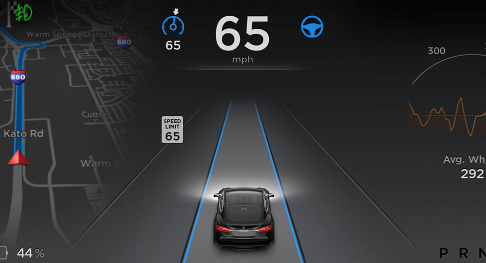 Автопилот на Tesla будет улучшен, об этом сказал Элон Маск