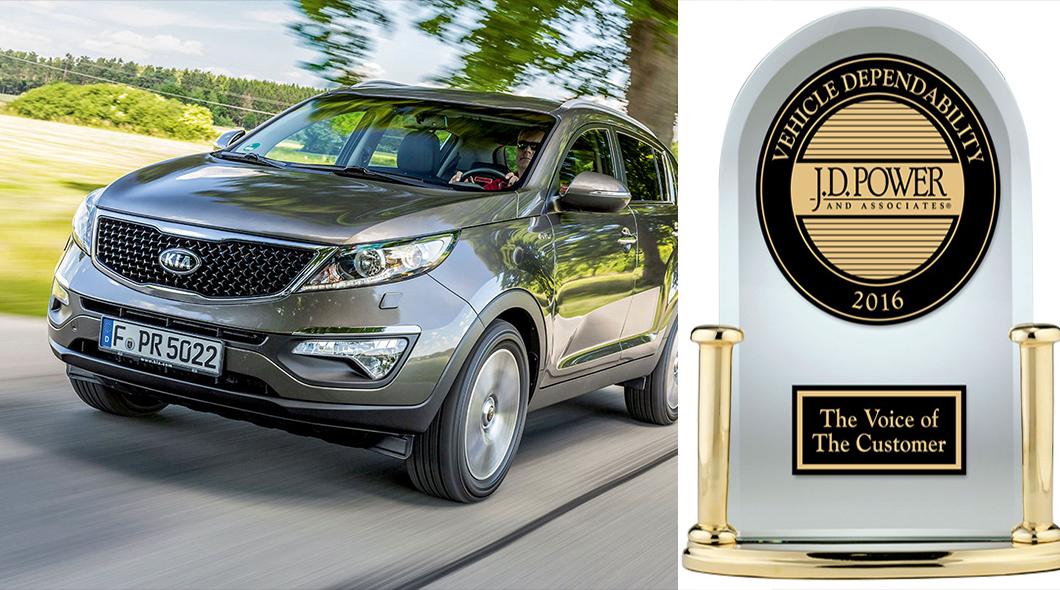 Самые надежные автомобили 2016: Рейтинг J.D.Power