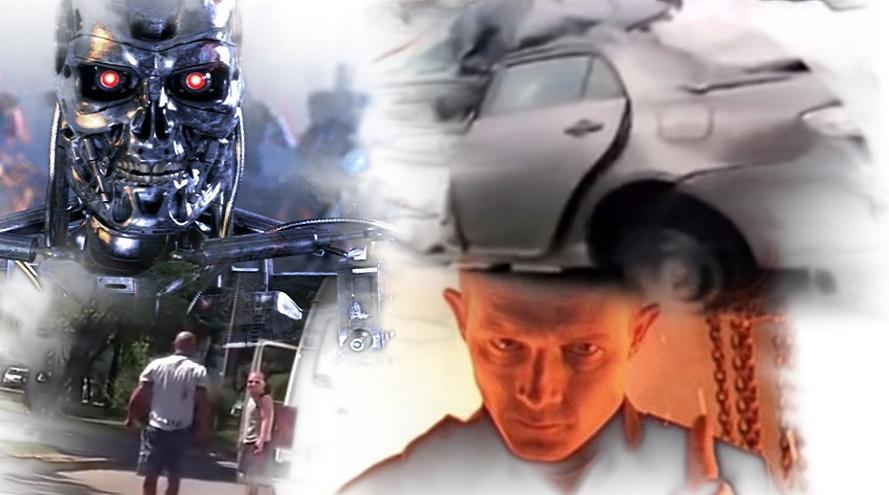 Терминатор Т-1000 реален, он был замечен на Украине [Видео]
