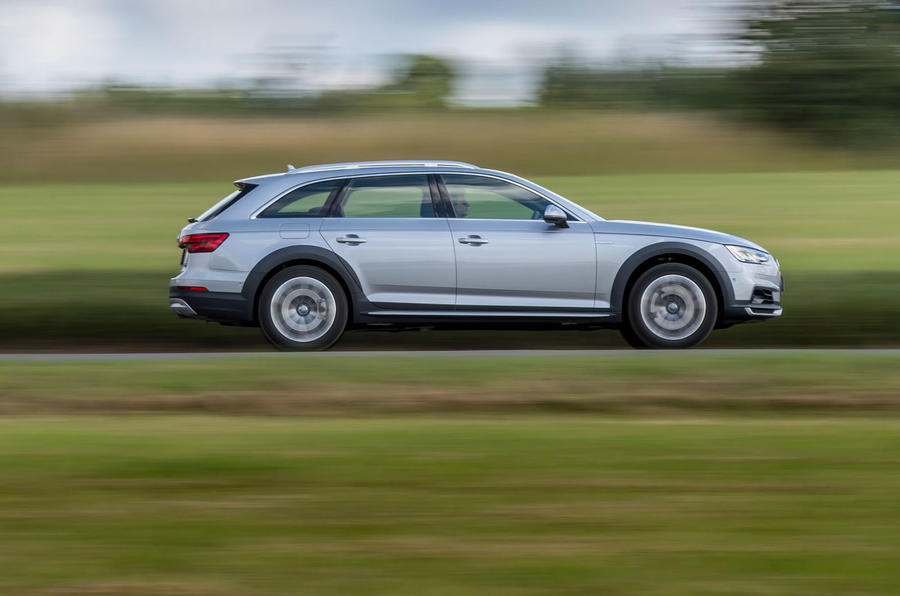 обзор Audi A4 Allroad 30 Tdi Quattro 2016 года