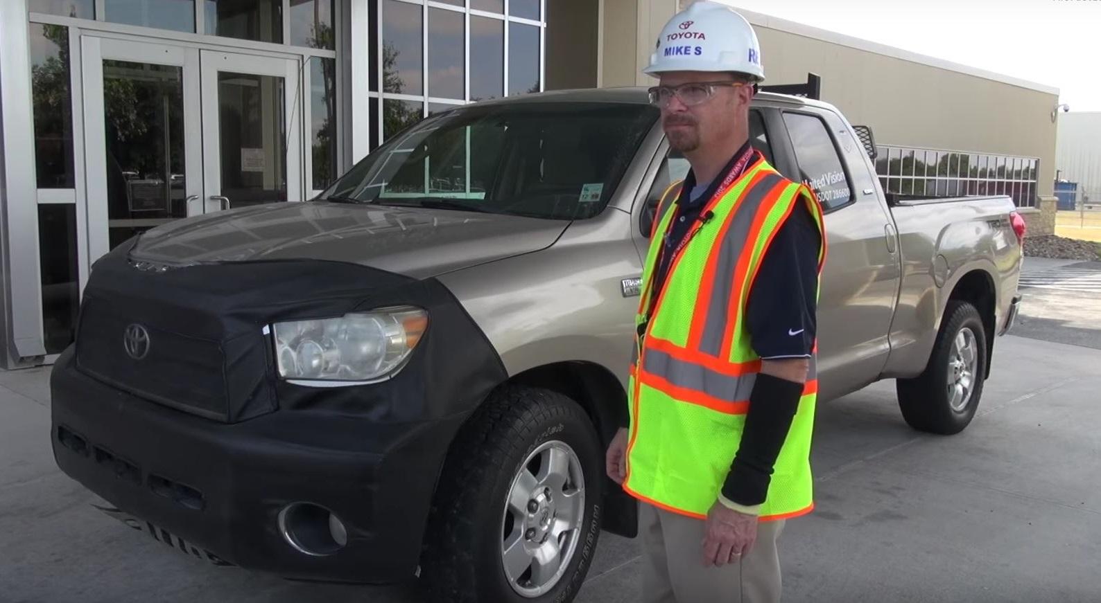 Изучаем Toyota Tundra прошедшую 1 миллион миль [Видео]