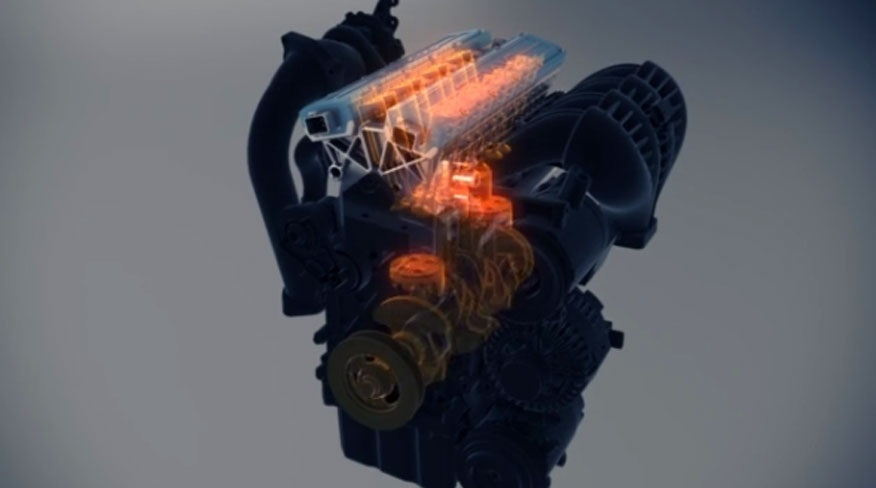 Как работает двигатель Koenigsegg без распредвала [Видео]