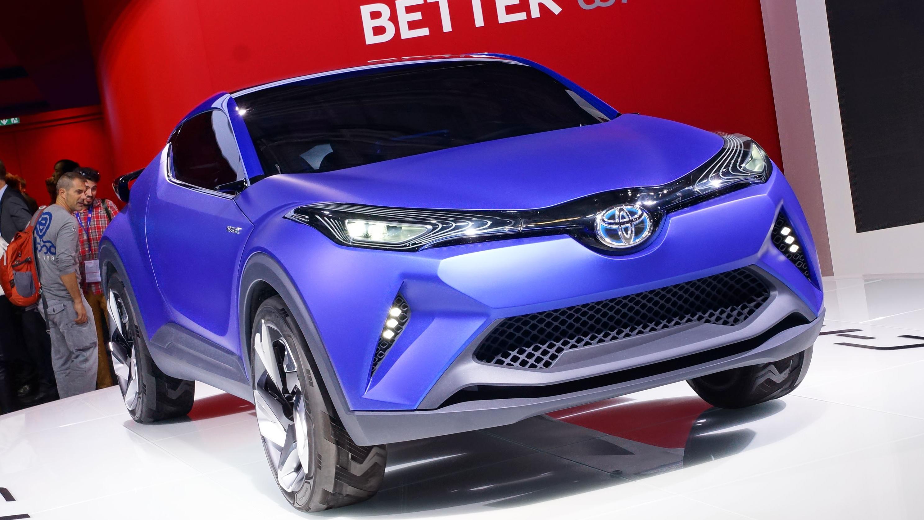 Новые автомобили toyota 2017 года в россии