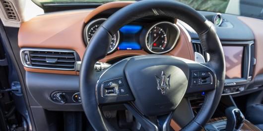 2017 Maserati Levante: Стоимость и характеристики