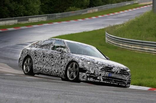 2018 Audi A8 может стать первым серийным полностью автономным автомобилем