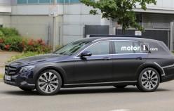 Mercedes E Class All Terrain, полноприводный конкурент Audi Allroad