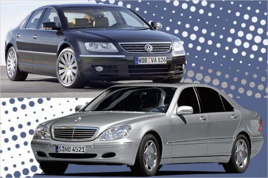 Самые дешевые роскошные подержанные автомобили