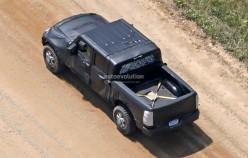 Встречаем новый Jeep Wrangler Pickup: Шпионские фотографии