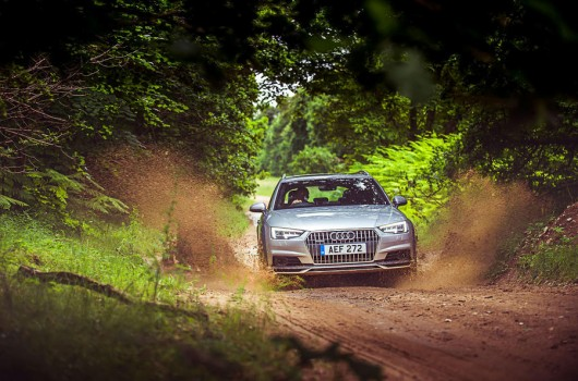 Обзор Audi A4 Allroad 3.0 TDI quattro 2016 года