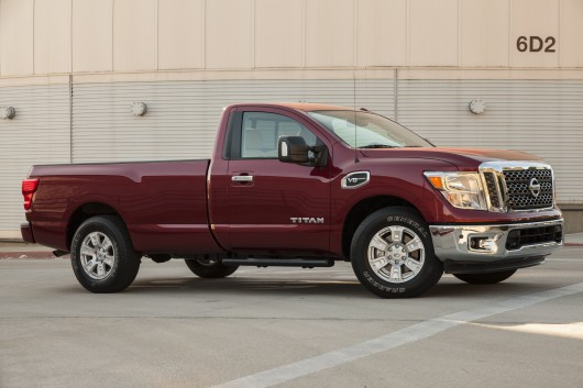 �������� ������ ������ 2017 Nissan Titan Single Cab