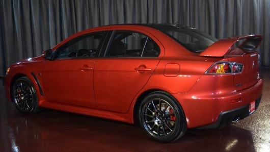 Mitsubishi Lancer Evolution Final Edition # 0001 продается за $ 88.888 (5.871.052 рублей)