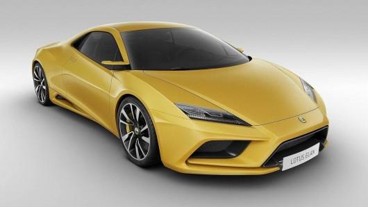 Следующее поколение спорткара Lotus Elise придет в 2020 году
