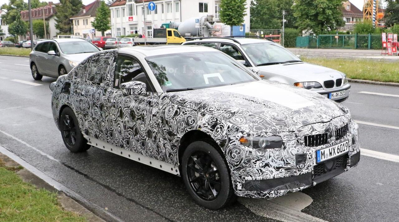 2018 BMW 3 Series, фотографии интерьера