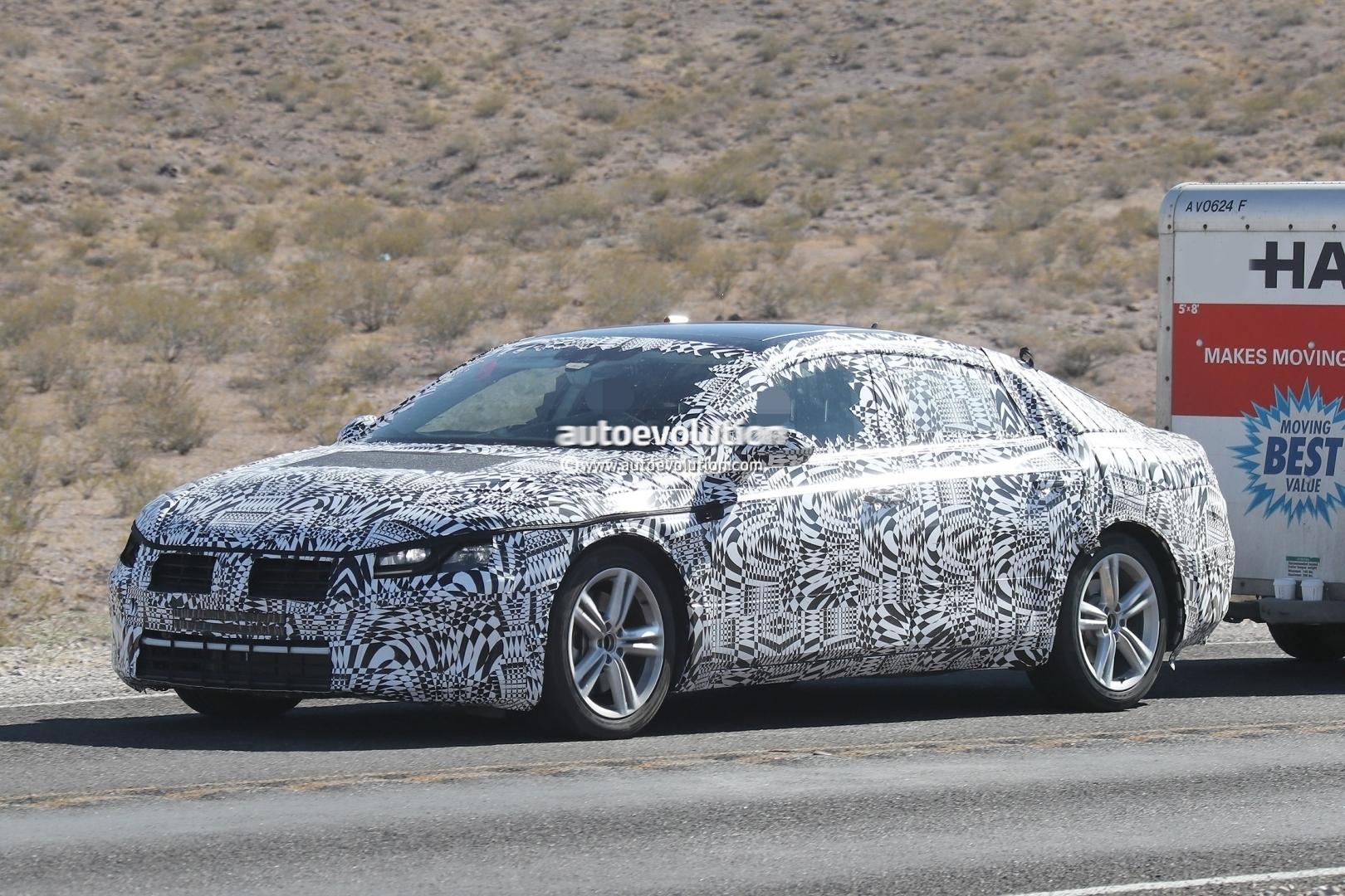 Новый Volkswagen Phaeton выйдет в 2015 году