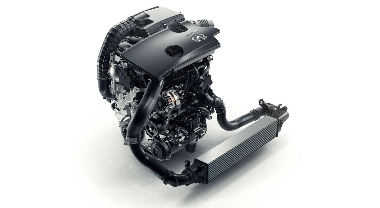 Инфинити изобрел бензиновый двигатель с дизельными характеристиками