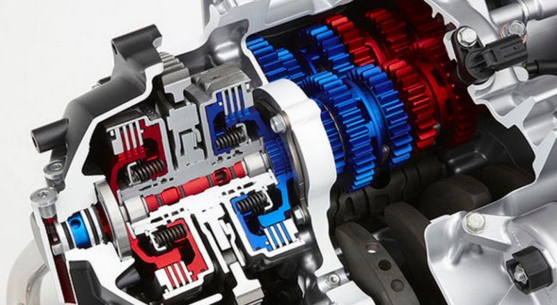 Автоматическая 11 ступенчатая коробка передач от Хонда с тремя сцеплениями