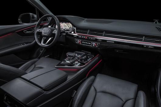 Audi отзывает более 14.000 новых кроссоверов Q7 из-за проблем с подушками безопасности