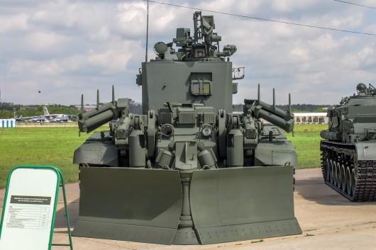 Десять военных машин с невероятной мощностью