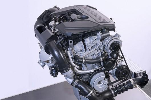 BMW представила новое поколение двигателей