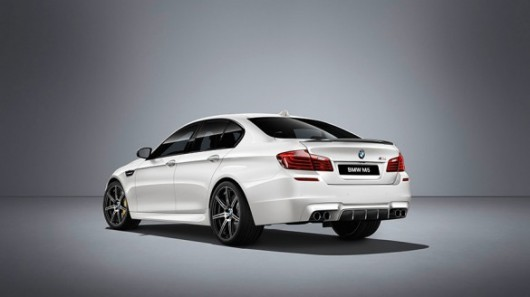Спецверсия BMW M5 за 8 млн. рублей