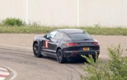 Porsche Cayenne Coupe (Sahara), первые эксклюзивные шпионские фотографии