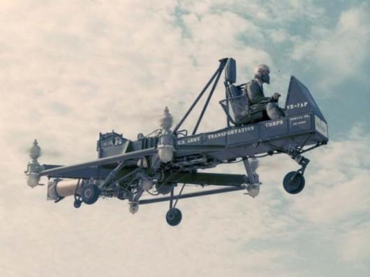 10 летающих автомобилей. Технические характеристики, фотографии