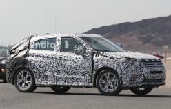 Новый кроссовер 2018 Mitsubishi ASX проходит тестирования