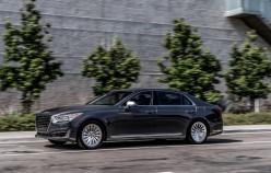 2017 Genesis G90 для рынка США: Технические характеристики и фотографии
