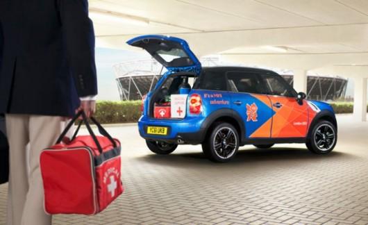 Официальные автомобили Олимпийских игр: Прошлое и настоящее