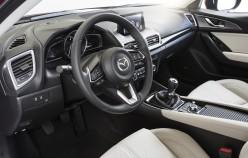 2017 Mazda3, следуя примеру старшей модели также получит обновление комплектации