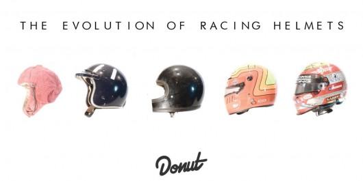 Видео: Как эволюционировали автомобильные и мотоциклетные шлемы
