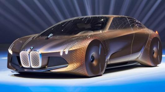 BMW i3 и i8 станут полностью электрическими