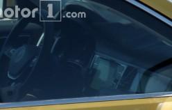 Новые фотографии семиместного внедорожника Volkswagen Teramont, показан интерьер