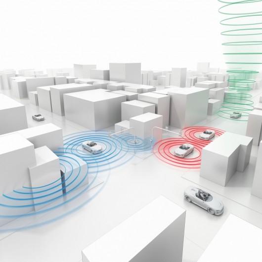 Новые технологии от Audi подскажут, когда на светофоре загорится зеленый сигнал