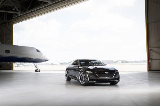 Cadillac Escala Concept: Мировой дебют