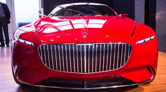 Mercedes-Maybach 6 Coupe: ��������� ��������� �������� ����